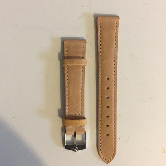 Shinola Accessories - Shinola Gomelsky watch strap 16in